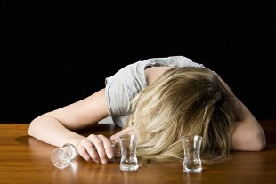 effects of alcohol on the female body